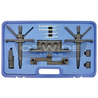 Volvo Engine Timing Tool Kit - Twin Cam 4 / 5 / 6 Cylinder