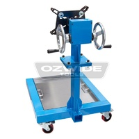 Heavy Duty Professional Grade Geared Engine Stand