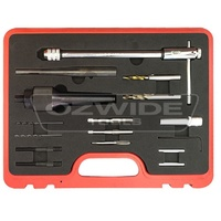 Universal Glow Plug Drilling and Removal Tool - M8 / M10