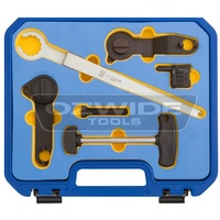 Audi / VW Engine Timing Tool Kit - 1.0L / 1.2L / 1.4L - TSI / TFSI / Bluemotion (3 and 4 Cylinder) Petrol