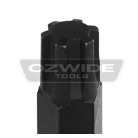 Audi / VW Ribe Head Bolt Socket M10S (140mm Long) - Square Tooth