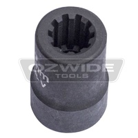 Audi / Porsche / VW Brake Caliper Socket (9mm) - Cayenne / Q7 / Touareg - 10 Point