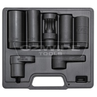 Universal Sensor and Sending Unit Socket Set (7 Pieces)