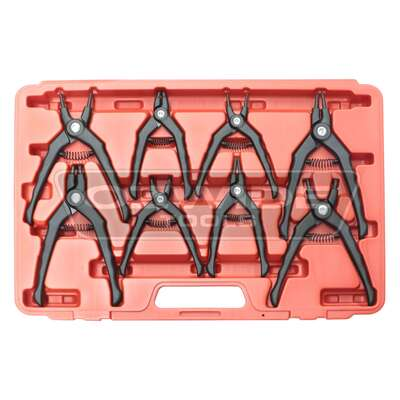 8PC Circlip Pliers Set
