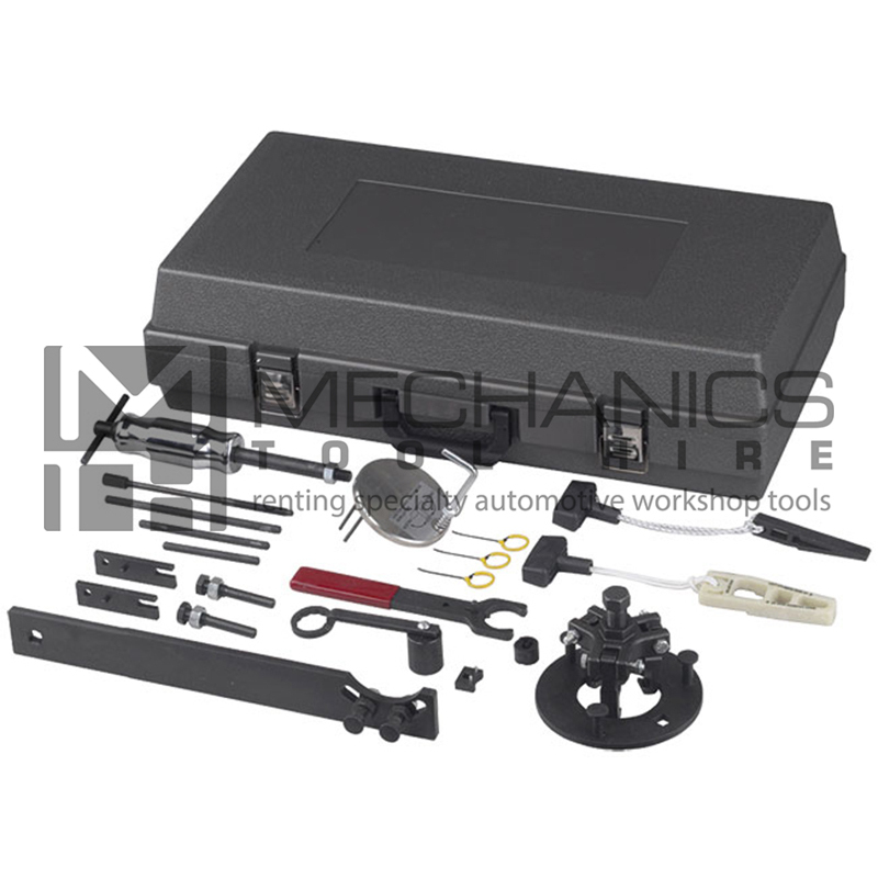 Chrysler Jeep Master Engine Timing Kit 4cy, V6 & V8